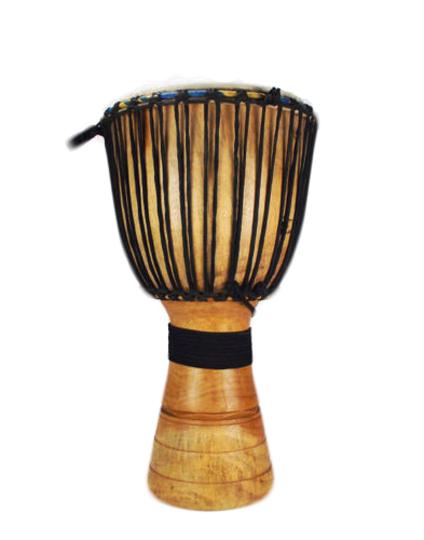 Profi Djembe Kambala Hartholz Hardwood Trommel Elfenbeinküste Ivorycoast